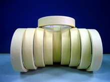 Masking tape using the Internet to create new industries